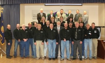 employees and directors of Sun River Electric